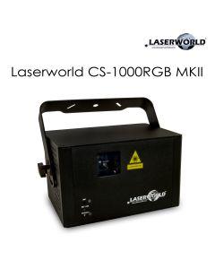 Laser 1W Laserworld CS-1000 RGB MKII 1000 mw 1 w cs1000