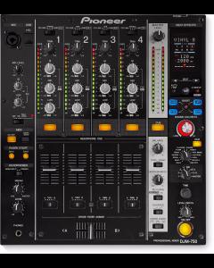 DJM-750 K mixer Pioneer nero DJM750 DJM750K