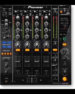 DJM-850 K mixer Pioneer nero DJM850 DJM850K