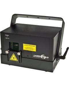 Laser 3.3W Laserworld DS-3300 RGB  3300 mw 3.3 w  DS3300