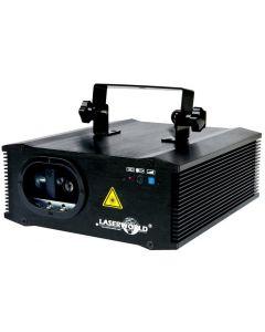 Laser 400mW Laserworld ES-400 RGB QS 400 mw 0.4 w  ES400