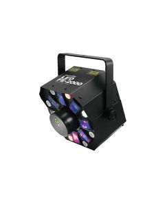FE-2000 effetto luce DMX Flower RGB LED Eurolite fe2000