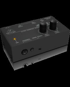 MA400 pre Amplificatore e Mixer per Cuffia Behringer MA-400 micromon mic pre