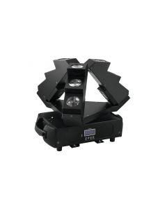 MFX-9 LED Fasci testa mobile Eurolite RGBW DMX mfx9 con pan infinito