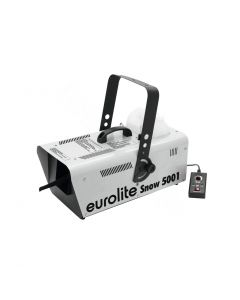 Snow 5001 macchina neve scenografica Eurolite snow5001