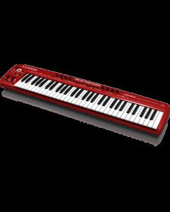 Tastiera controller Midi UMX610 Behringer UMX-610 NEW garanzia di 2 anni