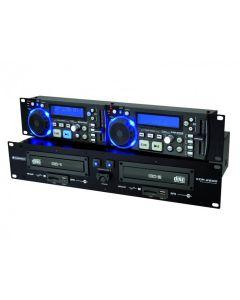 XDP 2800 Doppio CD Memorie e chiavette MP3