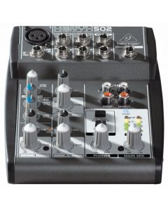 Xenyx-502 mixer Behringer Xenyx502